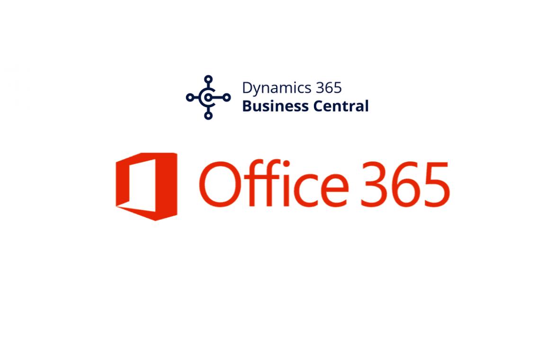 Integración de Microsoft Business Central y Office 365