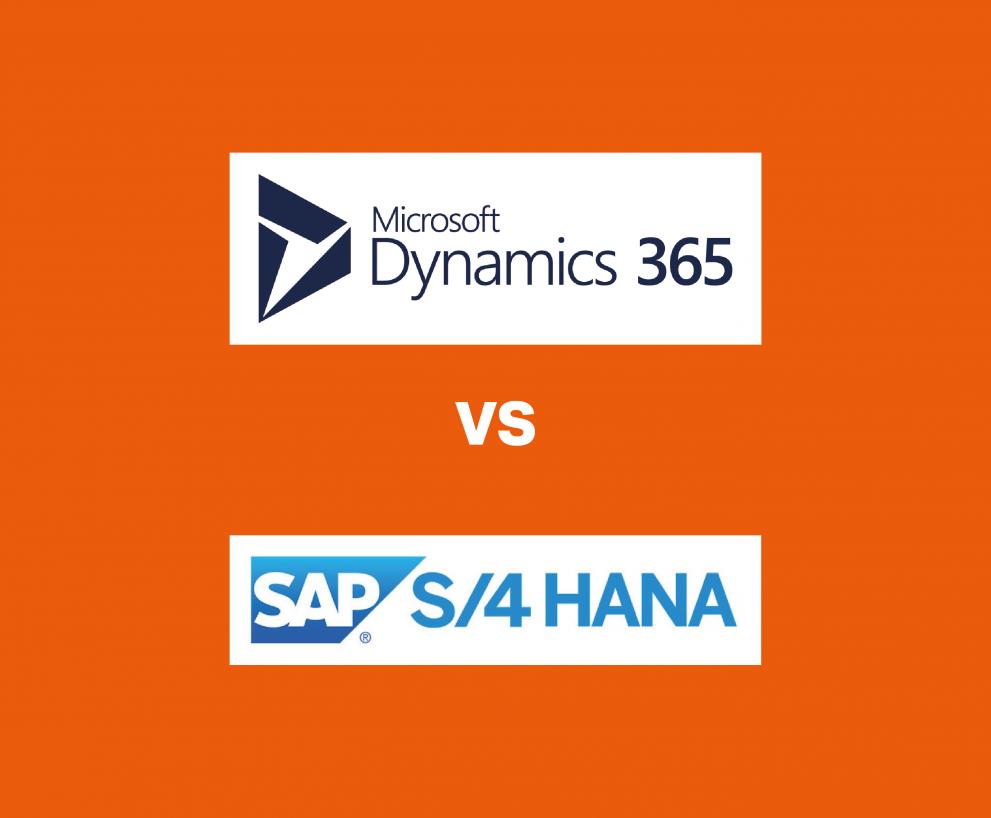 Microsoft Dynamics VS SAP4/HANA