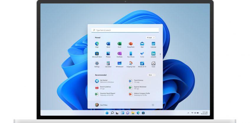 Windows 11 !Expectación justificada!
